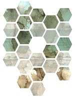 Hexocollage II Fine-Art Print