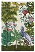 Paradis Chinoiserie I Fine-Art Print
