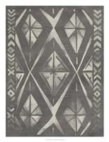 Mudcloth Patterns I Fine-Art Print