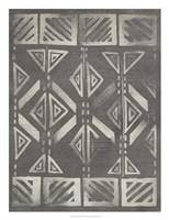 Mudcloth Patterns III Fine-Art Print
