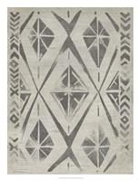 Mudcloth Patterns V Fine-Art Print