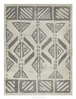 Mudcloth Patterns VII Fine-Art Print