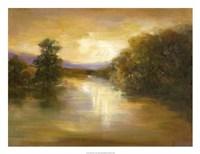 Sunset Glow Fine-Art Print