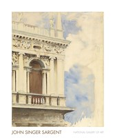 A Corner of the Library in Venice, 1904/07 Fine-Art Print