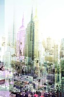 Empire State Building Multiexposure I Fine-Art Print