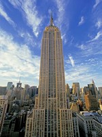 The Empire State Building, New York City Fine-Art Print