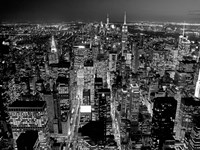 Midtown Manhattan at Night 2 Fine-Art Print