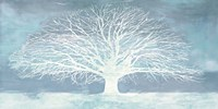 Aquamarine Tree Fine-Art Print