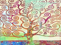 Klimt's Tree 2.0 Fine-Art Print