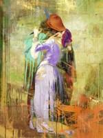 Hayez's Kiss 2.0 Fine-Art Print