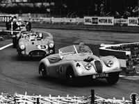 International Sports Car Race, UK, 1952 Fine-Art Print