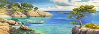 Verde Mediterraneo Fine-Art Print