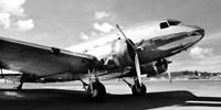 Vintage Airplane Fine-Art Print