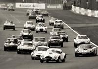 Silverstone Classic Race Fine-Art Print