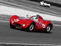 Historical Race Cars 1 Fine-Art Print