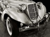 Vintage Roadster Fine-Art Print
