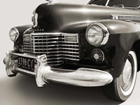 1941 Cadillac Fleetwood Touring Sedan Fine-Art Print