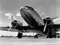 1940s Passenger Airplane Fine-Art Print
