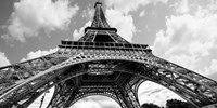 The Eiffel Tower in Spring Fine-Art Print