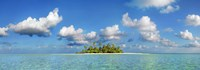 South Male Atoll, Maldives Fine-Art Print