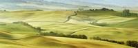 Tuscany Landscape, Val d'Orcia, Italy Fine-Art Print