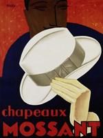 Chapeaux Mossant, 1928 Fine-Art Print