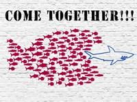 Come Together!!! Fine-Art Print