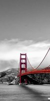 Golden Gate Bridge I, San Francisco Fine-Art Print