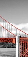 Golden Gate Bridge III, San Francisco Fine-Art Print