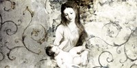 Madonna and Child (after Van Dyck) Fine-Art Print