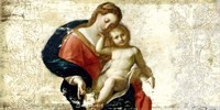 Madonna and Child (after Procaccini) Fine-Art Print