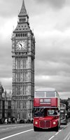 Under the Big Ben Fine-Art Print