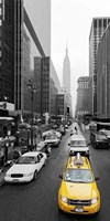 Taxi in Manhattan, NYC Fine-Art Print
