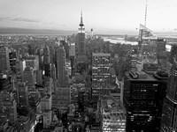 Skyline of Midtown Manhattan, NYC Fine-Art Print