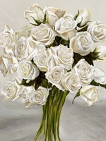 Bouquet Blanc II Fine-Art Print