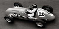 Historical Race Car at Grand Prix de Monaco 1 Fine-Art Print