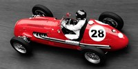 Historical Race Car at Grand Prix de Monaco 2 Fine-Art Print