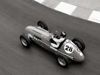 Historical Race Car at Grand Prix de Monaco 3 Fine-Art Print