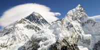 Mount Everest (detail) Fine-Art Print