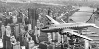 Flying over Manhattan, NYC Fine-Art Print