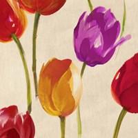 Tulip Funk (detail) Fine-Art Print