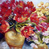 Tulip Firework Fine-Art Print
