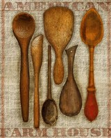 Wooden Spoons High Fine-Art Print