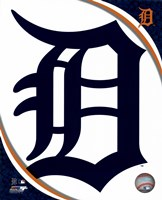 2016 Detroit Tigers Team Logo Fine-Art Print