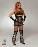 Becky Lynch 2016 Posed Fine-Art Print