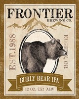 Frontier Brewing IV Fine-Art Print