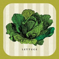 Linen Vegetable II Fine-Art Print