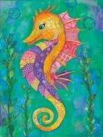 Seahorse Fine-Art Print
