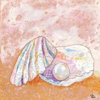 Pearl Seashell Fine-Art Print