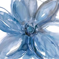 Blue Beauty II Fine-Art Print